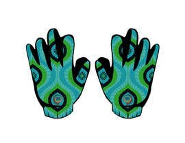 #45 for Wicket Keeping Gloves Design by lupaya9