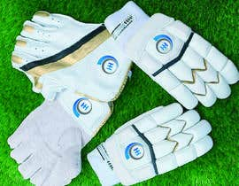 #43 for Wicket Keeping Gloves Design by jahedahmed01