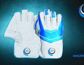 #47 for Wicket Keeping Gloves Design by jahedahmed01