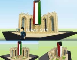 #35 para Monument design - Memorial design por JedBiliran