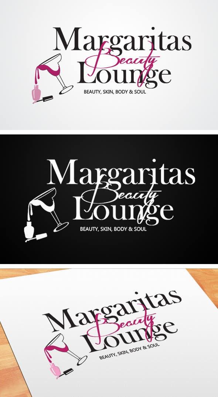 Konkurrenceindlæg #24 for Design a Logo for Margaritas Beauty Lounge