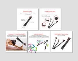 Nro 12 kilpailuun Info Graphic & Picture manipulation for Amazon store – Jpeg.  - 22/07/2021 14:37 EDT käyttäjältä leonorfczpires19
