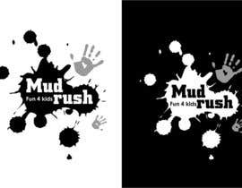 #42 for Mud Rush Logo Design af creativdiz