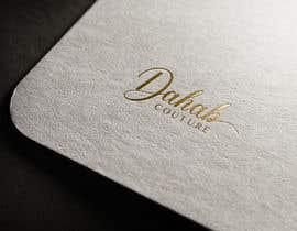 #67 для Logo & Business Card Design for Women's Custom Couture Apparel and Wedding Store от Rafiule