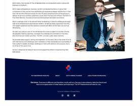 #37 untuk Create Additional Webpages For Existing Design oleh saidesigner87