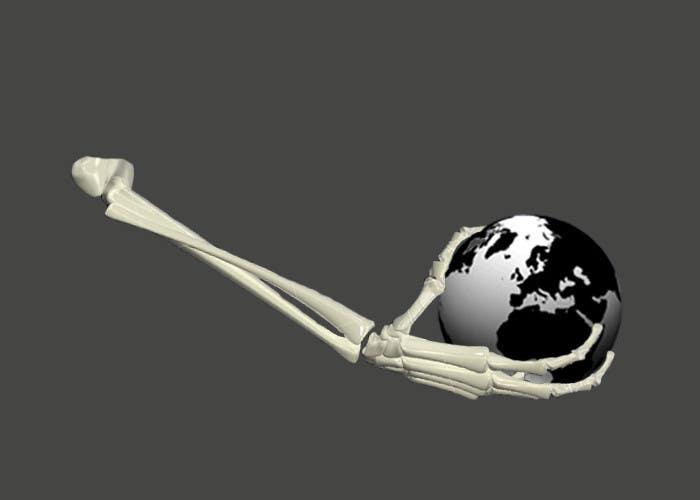 Konkurrenceindlæg #                                        7                                      for                                         logo for globe in hand