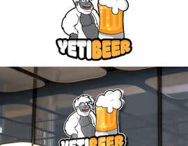 #61 for Making a logo for beer by robylilac