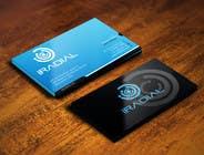 Design some Business Cards for iRadial için Graphic Design66 No.lu Yarışma Girdisi
