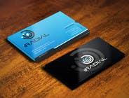 Design some Business Cards for iRadial için Graphic Design76 No.lu Yarışma Girdisi