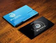 Design some Business Cards for iRadial için Graphic Design78 No.lu Yarışma Girdisi