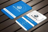 Design some Business Cards for iRadial için Graphic Design20 No.lu Yarışma Girdisi