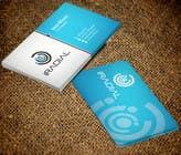 Design some Business Cards for iRadial için Graphic Design48 No.lu Yarışma Girdisi