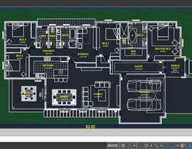 #28 for Floor Plan Design - Single Storey Dwelling - Amazing - House Plan - Architecture by Cornolius