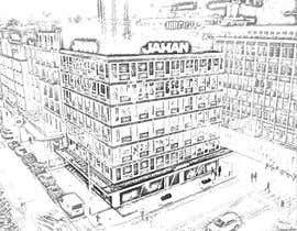#29 untuk Hand drawing of 3 images oleh rockztah89