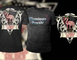 #148 for Flamingo T-shirts af Abukawshik