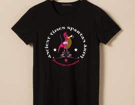 #17 for Flamingo T-shirts af silentblack8