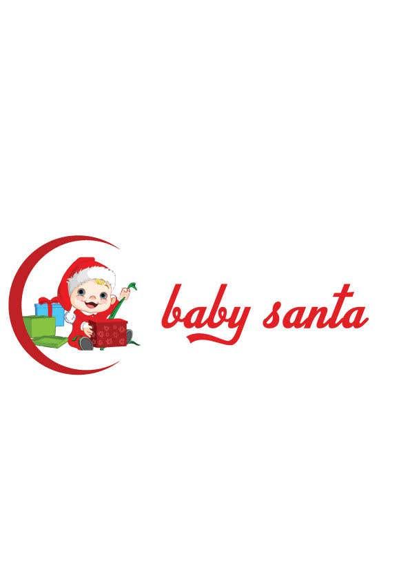 Bài tham dự cuộc thi #                                        3                                      cho                                         we need a cartoon form of baby Santa