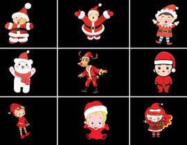 #13 cho we need a cartoon form of baby Santa bởi skyasinali
