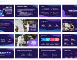 Nro 13 kilpailuun Build me a Google Slides Presentation template käyttäjältä hillsarmiee