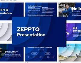 Nro 16 kilpailuun Build me a Google Slides Presentation template käyttäjältä hillsarmiee