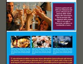 nº 14 pour Volantino A4 + motto per programma per vinicoltori par affanfa