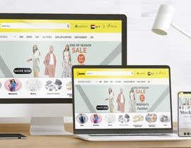Nro 12 kilpailuun Need Banner  images and catagory images for my website . käyttäjältä limon4877