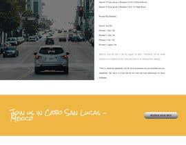#13 untuk Website for Event Information and Registration oleh snhaque1234