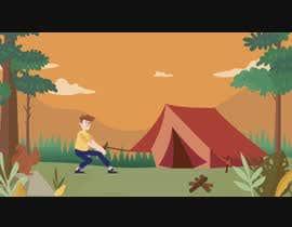 #39 untuk Swaying Tent Animation oleh momobimo
