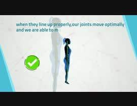 Nro 56 kilpailuun Ideal Posture Animation käyttäjältä asl5a893dca69047