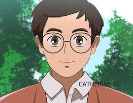 #64 untuk Turn me into an anime character oleh drawforyou