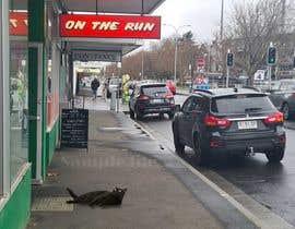 Nro 73 kilpailuun Photoshop Black Cat into an image. käyttäjältä MojtabaAzizi