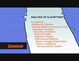 nº 29 pour Online course template (slide show) in adobe after effect par henryfuenmayor23