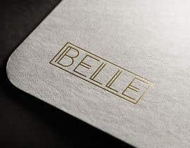 "#145 for Design a logo for my private label brand ""Belle"" af mdkawshairullah"