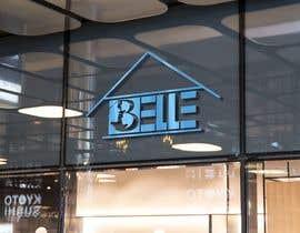 """#135 for Design a logo for my private label brand """"Belle"""" af kumarsourov1997"""