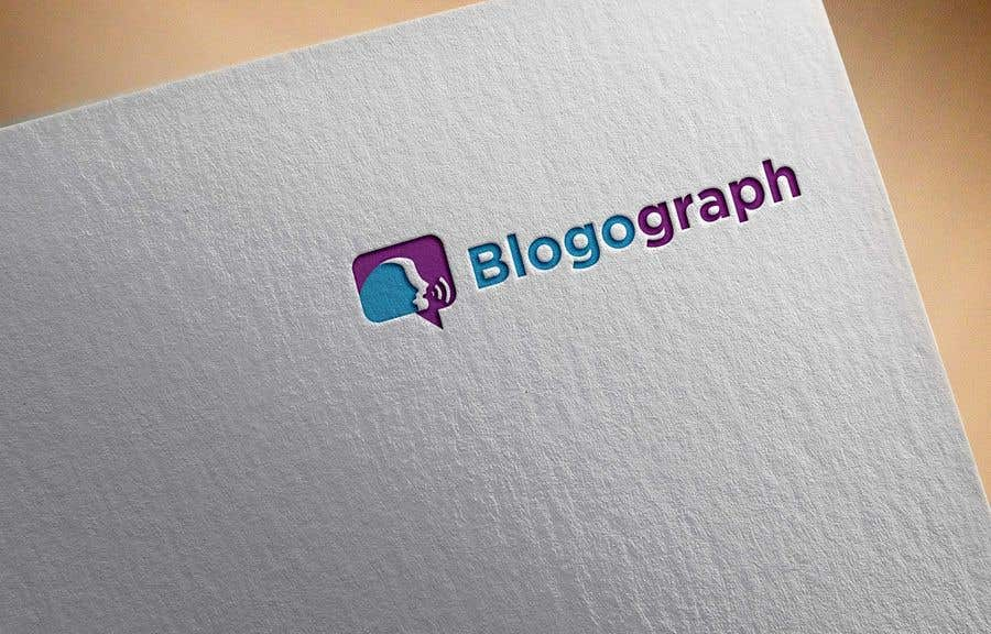 Penyertaan Peraduan #                                        25                                      untuk                                         Need a logo For my Blog Website