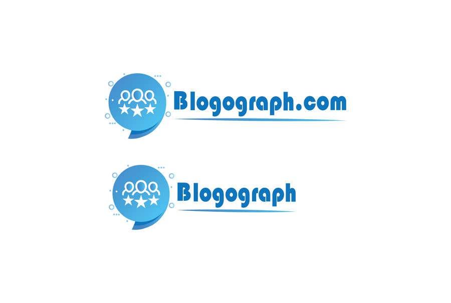 Penyertaan Peraduan #                                        19                                      untuk                                         Need a logo For my Blog Website