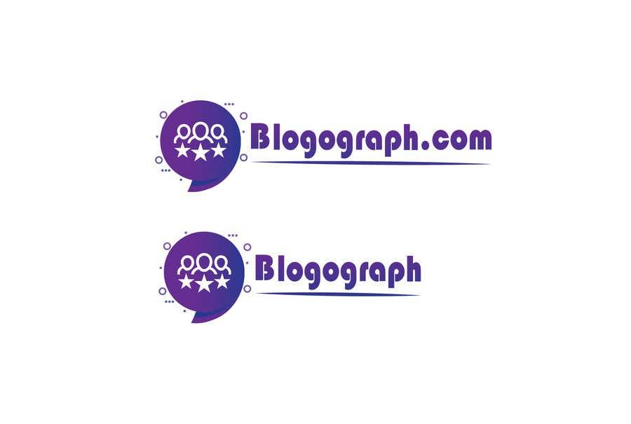 Penyertaan Peraduan #                                        20                                      untuk                                         Need a logo For my Blog Website