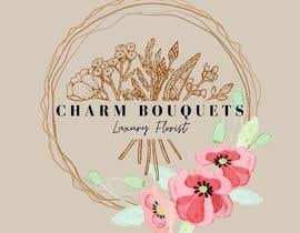 #260 cho Logo Design for a flower shop - Charm Bouquets bởi Massiyunus07