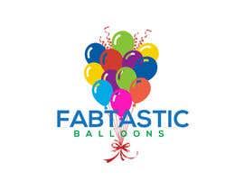 #197 untuk Logo for a balloon company oleh mercimerci333