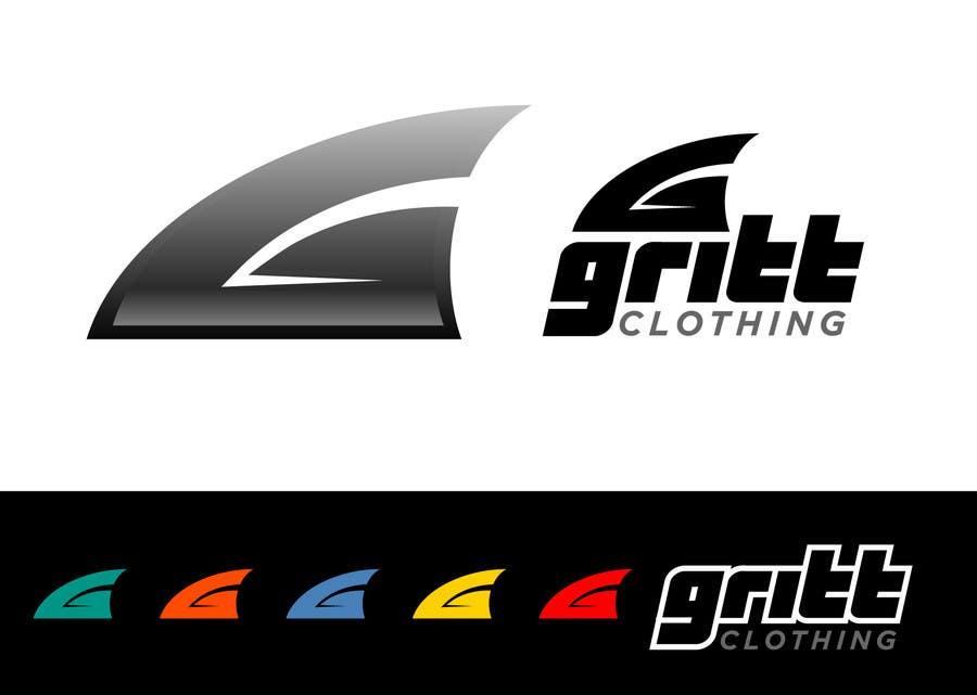Inscrição nº                                         64                                      do Concurso para                                         Design a Logo for Gritt - a board sport apparel company