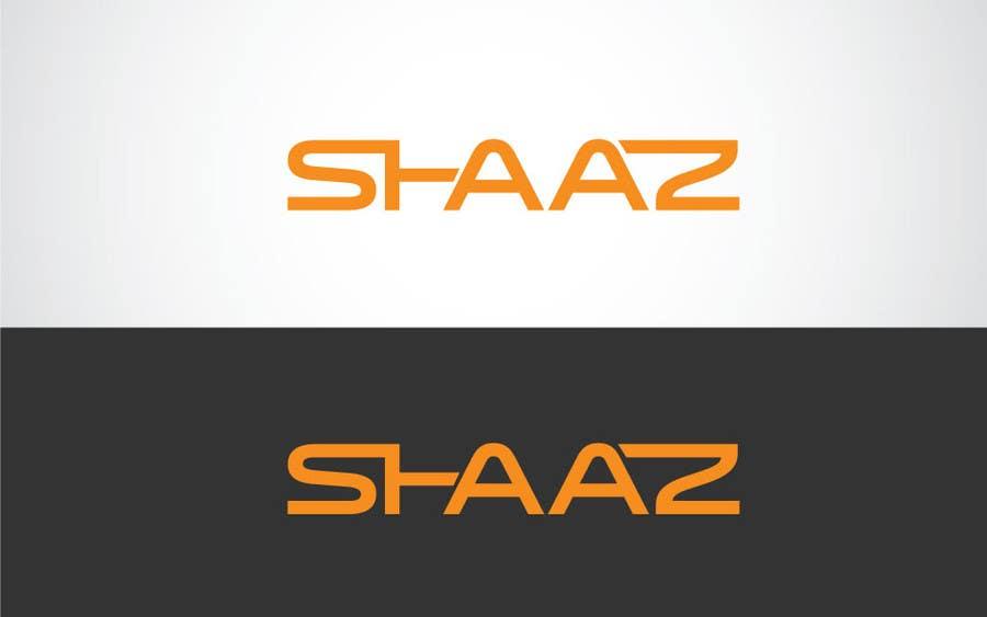 Konkurrenceindlæg #                                        34                                      for                                         Design a Logo for Shaaz -- 2