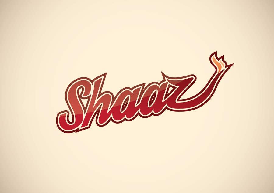 Konkurrenceindlæg #                                        8                                      for                                         Design a Logo for Shaaz -- 2