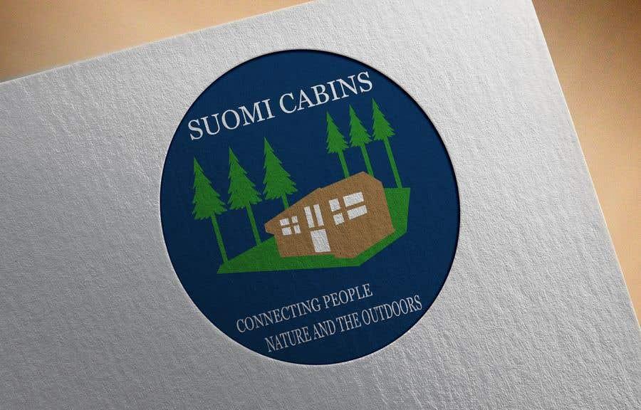 Konkurrenceindlæg #                                        11                                      for                                         I need a Logo Designer for log cabin holiday family business