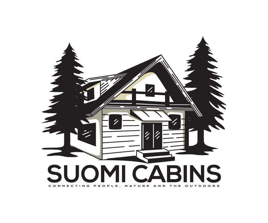 Konkurrenceindlæg #                                        90                                      for                                         I need a Logo Designer for log cabin holiday family business