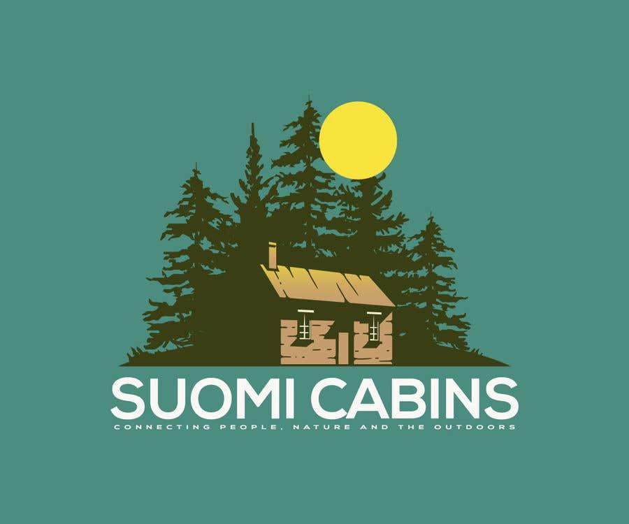 Konkurrenceindlæg #                                        91                                      for                                         I need a Logo Designer for log cabin holiday family business