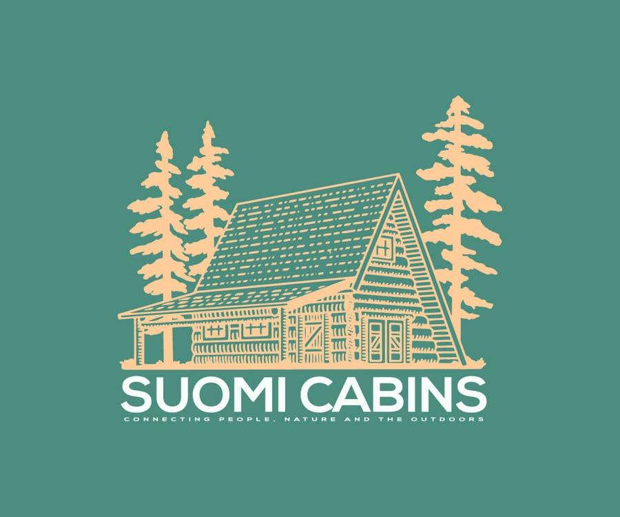 Konkurrenceindlæg #                                        92                                      for                                         I need a Logo Designer for log cabin holiday family business