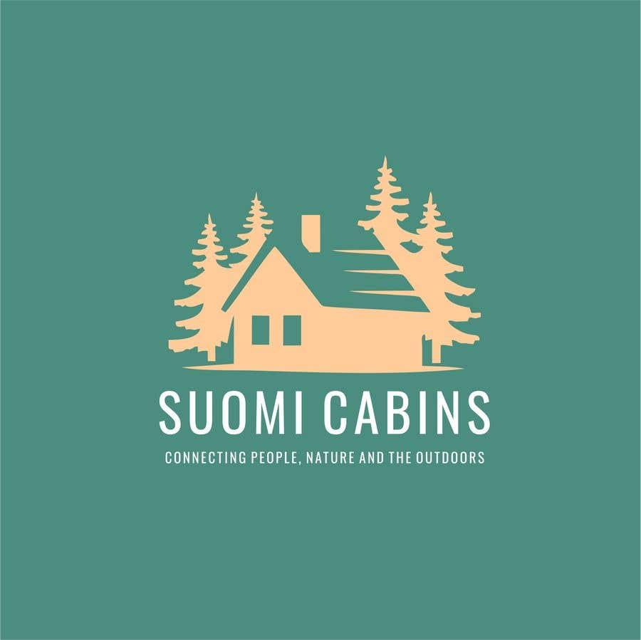 Konkurrenceindlæg #                                        65                                      for                                         I need a Logo Designer for log cabin holiday family business