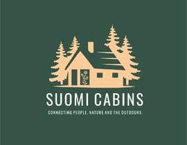 #72 for I need a Logo Designer for log cabin holiday family business af Azzam96