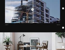 #19 for Build chique webpage for real estate advisor af faridahmed97x