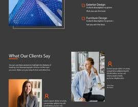#70 for Build chique webpage for real estate advisor af mdshakilkhan331